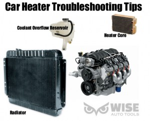 Car Heater Troubleshooting Tips