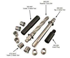ATD 5410 Components